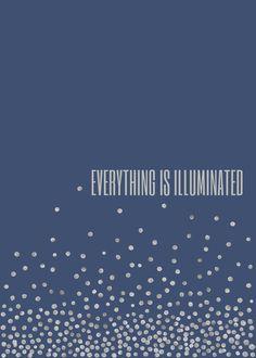 Day 236: Everything is Illuminated