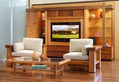 Genial Zen Wall AV Unit By Berkeley Mills Furniture