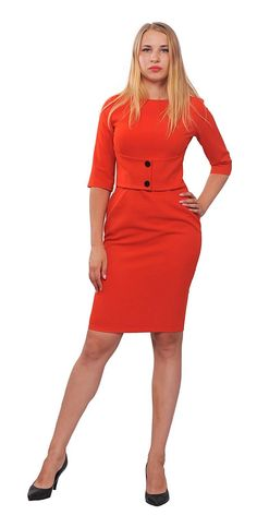 c4981aa384d Marycrafts Womens Classy Vintage 50s Work Office Wiggle Pencil Dress