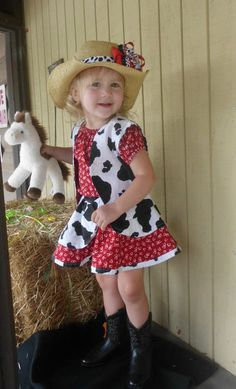 Cowgirl Outfit!