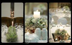 #wedding #decor #table arrangements #centerpiece