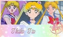 sailor moon by katsumi saradai - Bing images