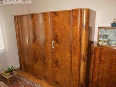 Starožitný nábytek, ložnice - LEVNĚ - obrázek číslo 1