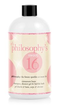 Happy Sweet 16 Philosophy!!