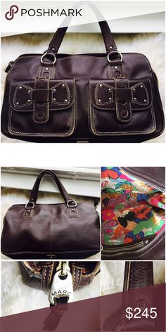 Ing This Super Marc Jacobs Elite Collection Leather Bag On Poshmark My Username Is