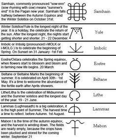 Fiestas paganas