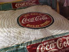 coca cola quilts - Google Search