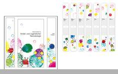 Wand- und Deckengestaltung Intensivstation für Kinder und Jugendliche / Neonatologie, LKH Leoben Illustration, Design, Art, Intensive Care Unit, Young Adults, Children, Craft Art, Kunst