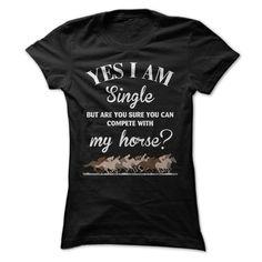 My horse - Horse T-Shirts & Hoodies Check more at http://coolshirts.today/my-horse-horse-t-shirts-hoodies-6/