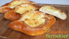Μίνι σπιτικά Πεϊνιλρί Baked Potato, French Toast, Pizza, Baking, Breakfast, Ethnic Recipes, Foods, Bread Making, Breakfast Cafe