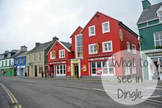 What to see in Dingle? I show you the most interesting places: https://christinefromvienna.com/2015/09/20/reisen-killarney-dingle/