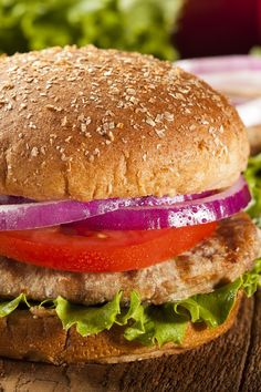 Weight Watchers Turkey and Cheddar Burgers Recipe