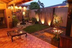 Numerous homeowners are looking for small backyard patio design ideas. Those designs are going to be needed when you have a patio in the backyard. Many houses have vast backyard and one of the best ways to occupy the yard… Continue Reading → Small Backyard Gardens, Backyard Patio Designs, Small Backyard Landscaping, Landscaping Ideas, Pergola Ideas, Small Backyards, Pergola Kits, Desert Backyard, Diy Patio