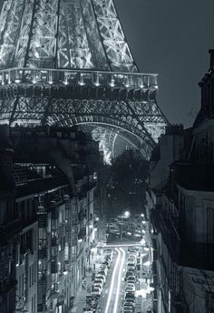 Paris - At Night