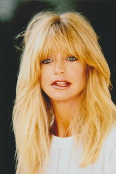 332 best images about Goldie Hawn Hairstyles With Bangs, Pretty Hairstyles, Hair Inspo, Hair Inspiration, New Hair, Your Hair, Goldie Hawn, Actrices Hollywood, Dream Hair