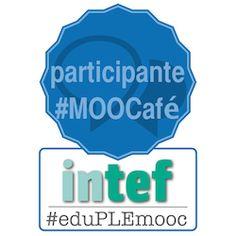Emblema de participante en MOOCafé