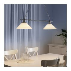 KROBY Pendant lamp-double - IKEA