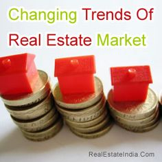 Changing Trends Of Real Estate Market #RealEstateMarket #RealEstateIndia