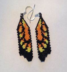 Monarch butterfly wings by Wiswasca on Etsy