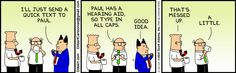 Dilbert: reasonable accommodation?
