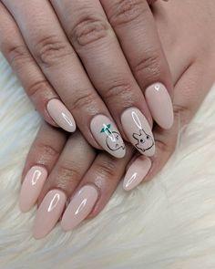 March 04 2020 at nails Kawaii Nail Art, Cute Makeup, Nail Inspo, Art Girl, Nail Art Designs, Nailart, Polish, Outfits, Ideas