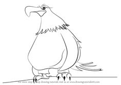how-to-draw-Mighty-Eagle-from-The-Angry-Birds-Movie-step-0.png (800×566)