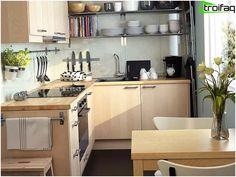 Дизайн маленької кухні - 50 фото унікальних інтер'єрів невеликої кухні