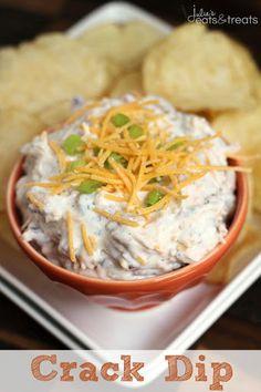 Crack Dip Recipe on Yummly. @yummly #recipe