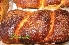 Romanian Food, Romanian Recipes, Pan Dulce, Sweet Memories, Nutella, Pesto, Banana Bread, French Toast, Sweets