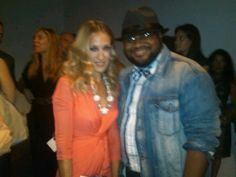 Me and SJP