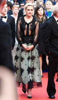 2016 Cannes - Kristen Stewart in Chanel