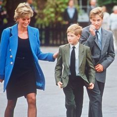 Lady Di : Les princes William et Harry font une annonce monumentale...