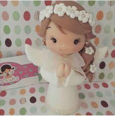 Angelina niña polymer clay