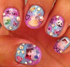 Envy-inducing manicures and nail art http://blog.myflashtrash.com/envy-inducing-manicures-and-nail-art/