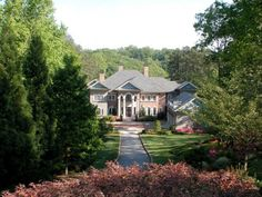 One-of-a-kind palatial lakefront custom estate on 13 acres in Gainesville, GA.