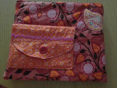 Eine iPad Tasche für Mutti von Regina Kleine - #stofffürmutti