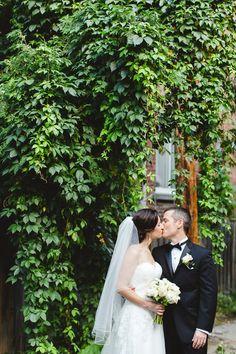 Wedding Kiss, Wedding Album, Blush Color, Montreal, Classy, Romantic, Elegant, Luxury, Wedding Dresses
