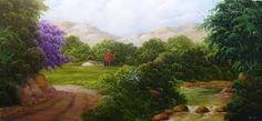 Kết quả hình ảnh cho caminhos pintura oleo