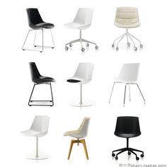 RMB 950 椅世界-flow chair/时尚椅/休闲椅/个性餐椅/新款/DC-2068A-淘宝网