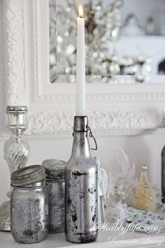 French Nordic Decorating | ... in your Vignettes in your French Nordic decor or Holidays year round