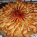 Ham-Emmental pie - My recipes and cake photos - aperitifs - Tartes Salees William The Conqueror, French Kitchen, My Recipes, Ham, Brunch, Cake Photos, Snacks, Apple Pies, Chocolate Pies
