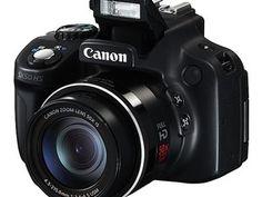 Canon faz recall de câmera fotográfica