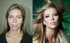 How to remember the power of makeup and photoshop!