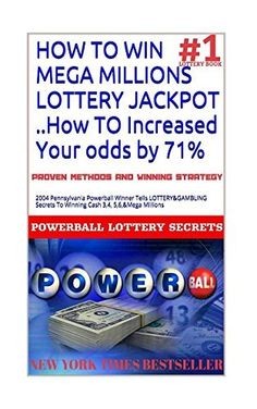 How To Win Mega Millions Lottery Jackpot .How To Increased Your odds by How to Win Mega Millions Lottery Jackpot How to Increased Your Odds by 71 2004 Pennsylvania Powerball Winner Tells Lottery gambling Secrets to Win Lottery Book, Lottery Tips, Lottery Games, Lottery Tickets, Winning Powerball, Lotto Winners, Lottery Winner, Winning The Lottery, Lucky Numbers For Lottery