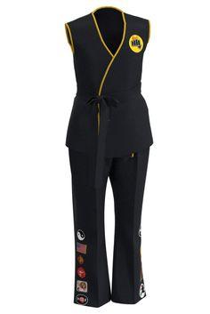 Cobra Kai Shirt, Karate Kid Cobra Kai, Halloween Carnival, Halloween Outfits, Pants Outfit, Cosplay Costumes, Suits, Swimwear, Clothes