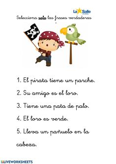 Spanish Lessons For Kids, Elementary Spanish, School Subjects, Book Girl, Google Classroom, Colorful Backgrounds, Worksheets, Student, Activities