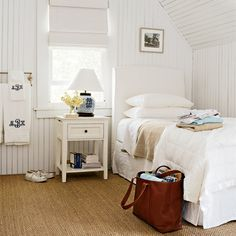 Clean and Simple - 100 Comfy Cottage Rooms - Coastal Living