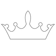 tiara template | ... 017 01 £ 1 00 800 micron plasma die cut crown template pack contains: