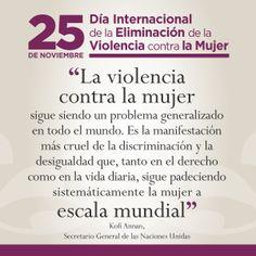 25/Nov. Día Internacional de la Eliminación de la Violencia contra la Mujer, en memoria del asesinato de las Hermanas Mirabal.