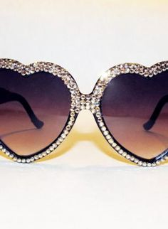 Gold Sun glasses